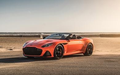 2020 Aston Martin DBS Superleggera Volante wallpaper thumbnail.