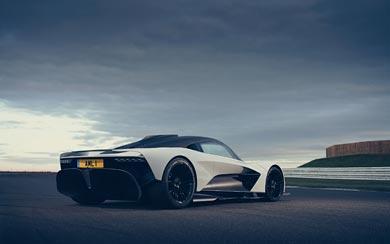 2020 Aston Martin Valhalla wallpaper thumbnail.