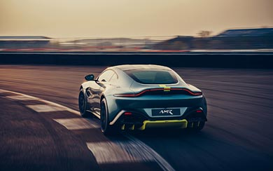 2020 Aston Martin Vantage AMR wallpaper thumbnail.