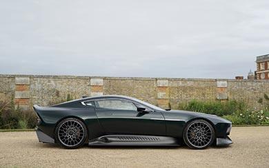 2020 Aston Martin Victor wallpaper thumbnail.