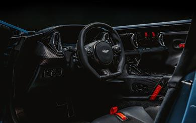 2021 Aston Martin V12 Speedster wallpaper thumbnail.