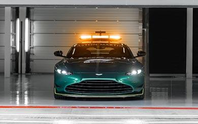 2021 Aston Martin Vantage F1 Safety Care wallpaper thumbnail.