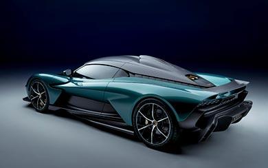 2022 Aston Martin Valhalla wallpaper thumbnail.