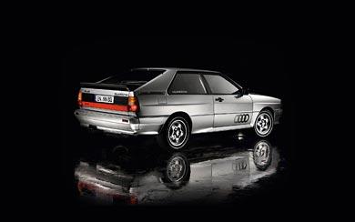 1980 Audi Quattro wallpaper thumbnail.