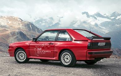 1984 Audi Sport Quattro wallpaper thumbnail.
