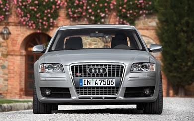 2006 Audi S8 wallpaper thumbnail.