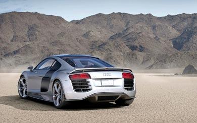 2008 Audi R8 V12 TDI Concept wallpaper thumbnail.