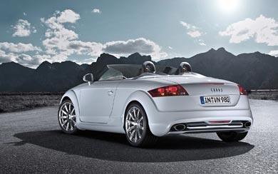 2008 Audi TT Clubsport Quattro wallpaper thumbnail.
