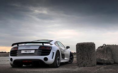 2010 Audi R8 GT wallpaper thumbnail.