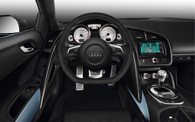 2012 Audi R8 GT Spyder wallpaper thumbnail.
