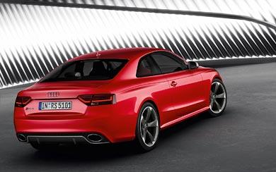 2012 Audi RS5 wallpaper thumbnail.