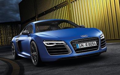 2013 Audi R8 V10 Plus wallpaper thumbnail.