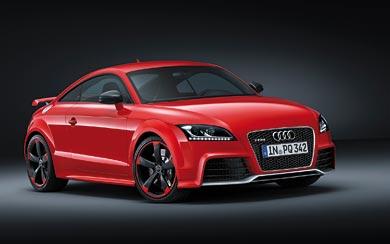 2013 Audi TT-RS Plus wallpaper thumbnail.