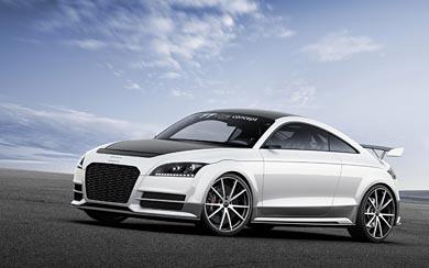 2013 Audi TT Ultra Quattro Concept wallpaper thumbnail.