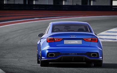 2014 Audi A3 Clubsport Quattro Concept wallpaper thumbnail.