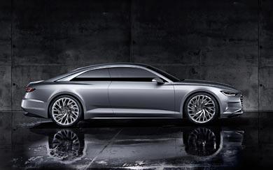2014 Audi Prologue Concept wallpaper thumbnail.