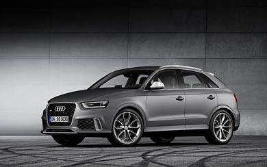 2014 Audi RS Q3 wallpaper thumbnail.