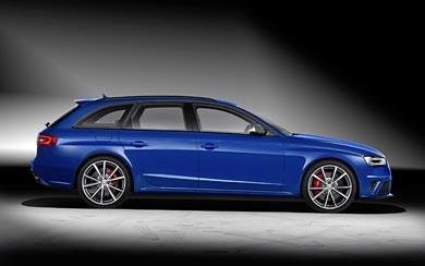 2014 Audi RS4 Avant Nogaro wallpaper thumbnail.