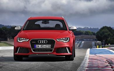 2014 Audi RS6 Avant wallpaper thumbnail.