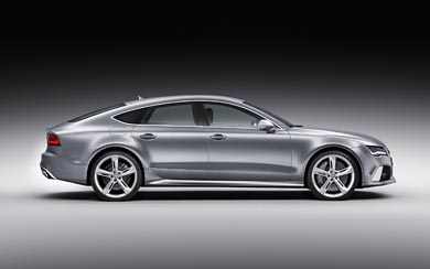2014 Audi RS7 Sportback wallpaper thumbnail.