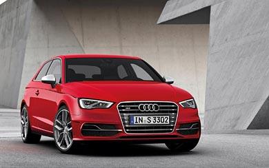 2014 Audi S3 wallpaper thumbnail.