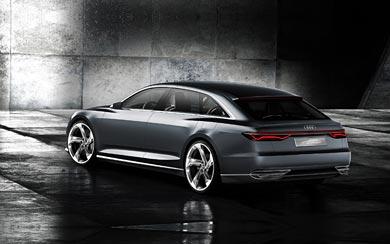 2015 Audi Prologue Avant Concept wallpaper thumbnail.