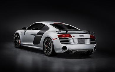 2015 Audi R8 Competition wallpaper thumbnail.