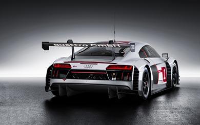 2015 Audi R8 LMS wallpaper thumbnail.