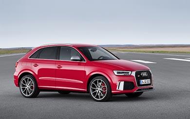 2015 Audi RS Q3 wallpaper thumbnail.