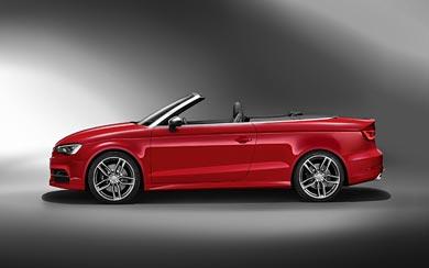 2015 Audi S3 Cabriolet wallpaper thumbnail.