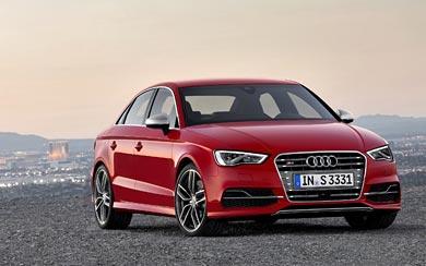2015 Audi S3 Sedan wallpaper thumbnail.
