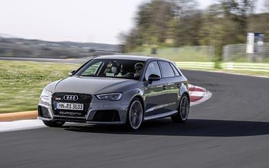 2016 Audi RS3 Sportback wallpaper thumbnail.