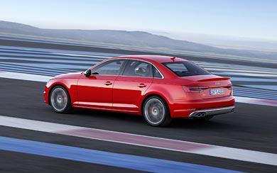 2016 Audi S4 wallpaper thumbnail.