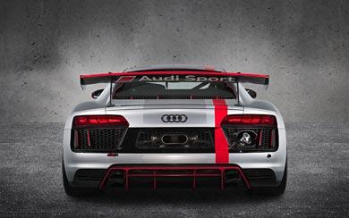 2017 Audi R8 LMS GT4 wallpaper thumbnail.