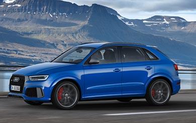 2017 Audi RS Q3 Performance wallpaper thumbnail.