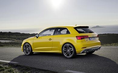 2017 Audi S3 wallpaper thumbnail.