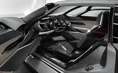 2018 Audi PB18 E-Tron Concept wallpaper thumbnail.