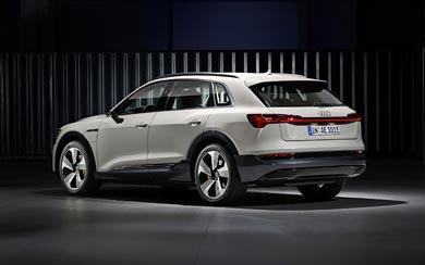 2019 Audi E-Tron wallpaper thumbnail.