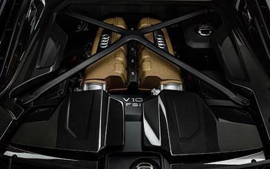 2019 Audi R8 V10 Decennium wallpaper thumbnail.