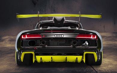 2020 Audi R8 LMS GT2 wallpaper thumbnail.