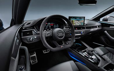 2020 Audi RS5 Coupe wallpaper thumbnail.