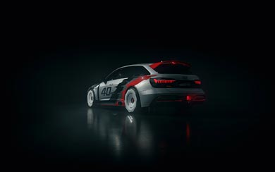 2020 Audi RS6 GTO Concept wallpaper thumbnail.