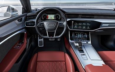 2020 Audi S7 Sportback wallpaper thumbnail.