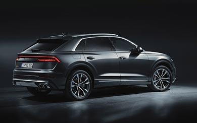 2020 Audi SQ8 wallpaper thumbnail.