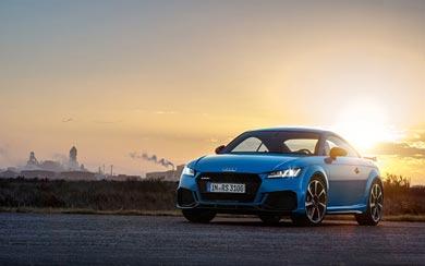 2020 Audi TT RS wallpaper thumbnail.