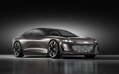 2021 Audi Grandsphere Concept wallpaper thumbnail.