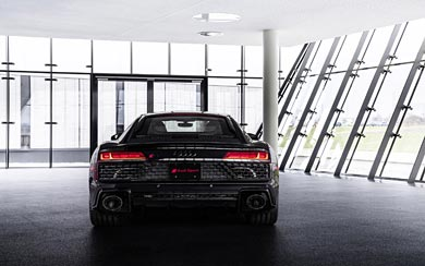 2021 Audi R8 RWD Panther Edition wallpaper thumbnail.