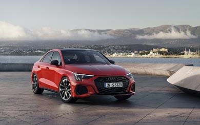 2021 Audi S3 wallpaper thumbnail.