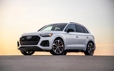 2021 Audi SQ5 wallpaper thumbnail.