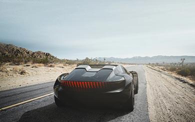 2021 Audi Skysphere Concept wallpaper thumbnail.